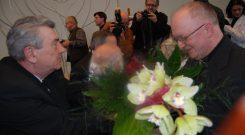 Ceremonia wręczenia Nagrody im. ks. St. Musiała za 2008 r. w Ignatianum