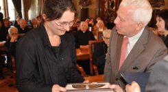 Ceremonia wręczenia Nagrody im. ks. St. Musiała za 2009 r. w Urzędzie Miasta Krakowa