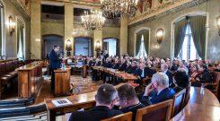 Ceremonia wręczenia Nagrody im. ks. Musiała SJ za rok 2015