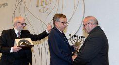 Ceremonia wręczenia Nagrody im. ks. Musiała SJ za rok 2014 Zdjęcia W. Majka (www.krakow.pl)