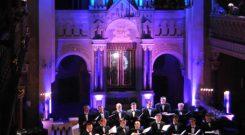 Koncert Kantorów w Synagodze Tempel, 18. Festiwal Kultury Żydowskiej, 2008, fot. Paweł Mazur