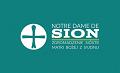 """Notre Dame de Sion To katolickie zgromadzenie zakonne, którego charyzmatem jest dialog międzyreligijny. Siostry mają """"świadczyć o wiernej miłości Boga do Narodu Żydowskiego i o wierności obietnicom objawionym patriarchom i prorokom Izraela dla całej ludzkości""""."""